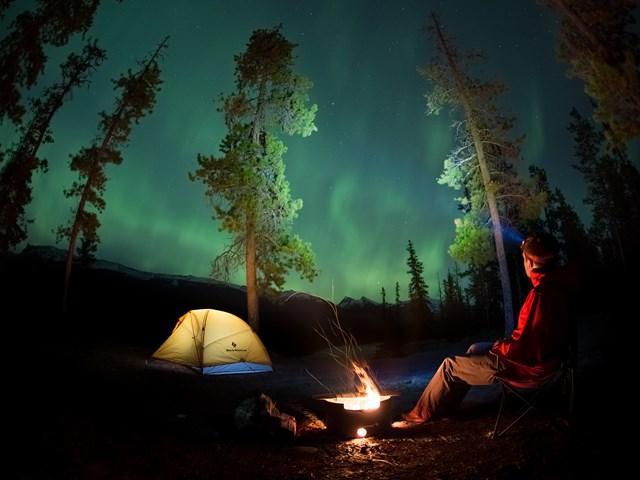 10 Ways to Experience Jasper at Night | Alberta Canada