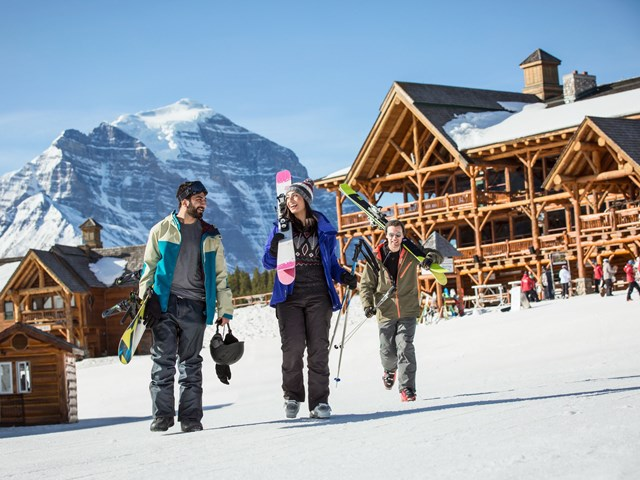 Five Ways To Prepare For Your Alberta Ski Holiday