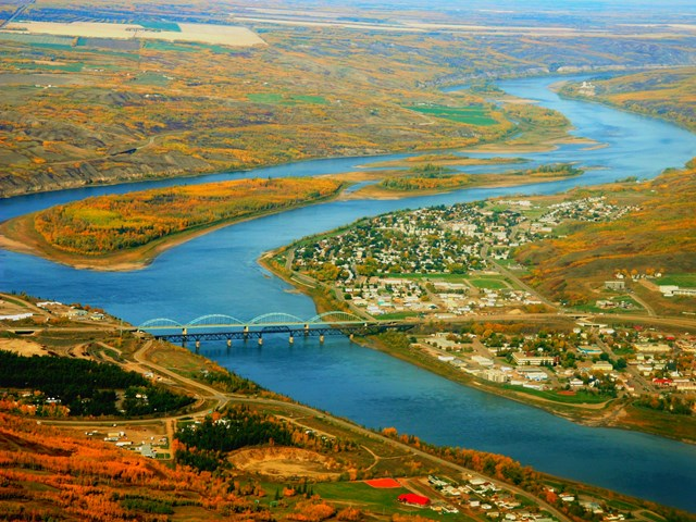 Things to do in peace river alberta