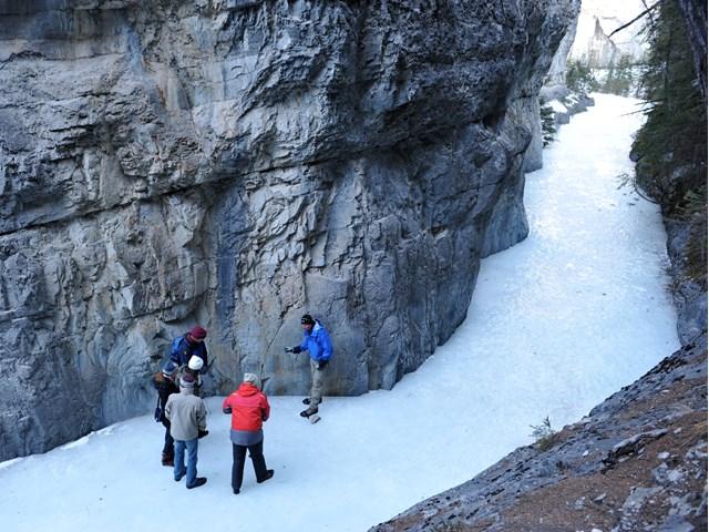 Winter Hiking Is Alberta S Best Kept Secret Alberta Canada